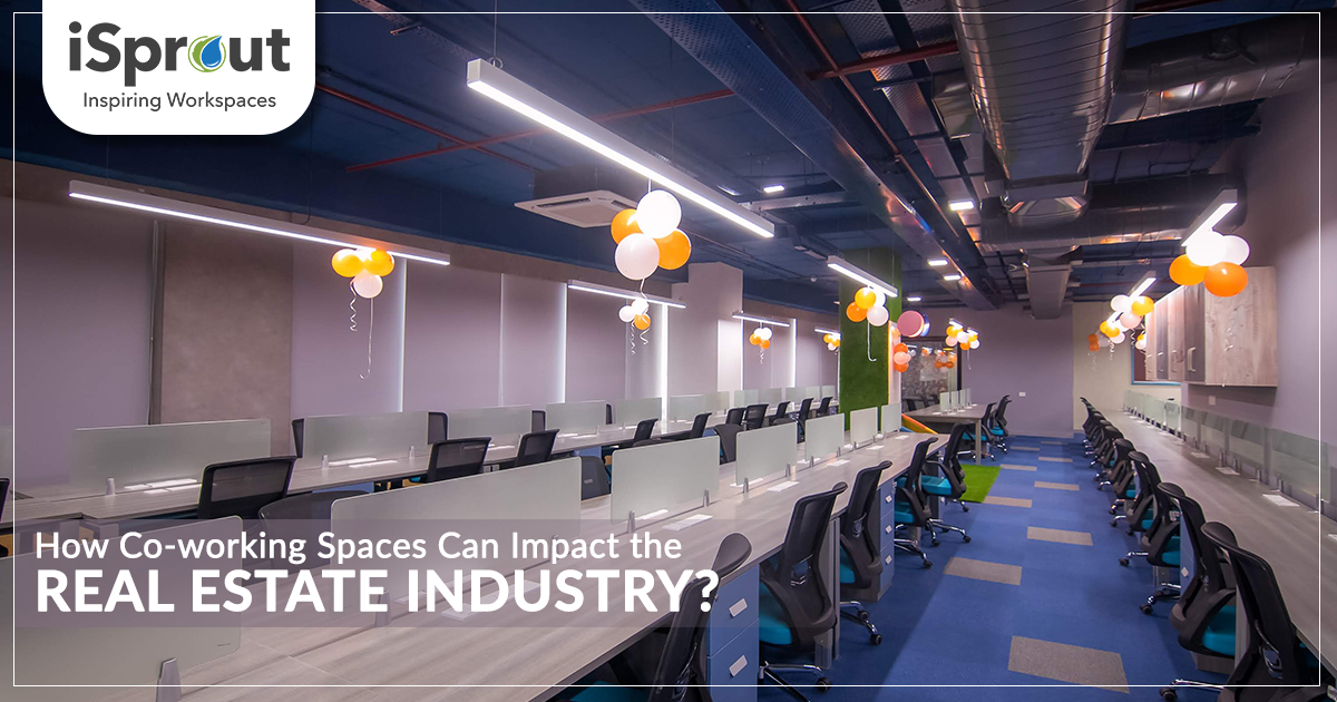 Benefits of Co-working Space for Real Estate