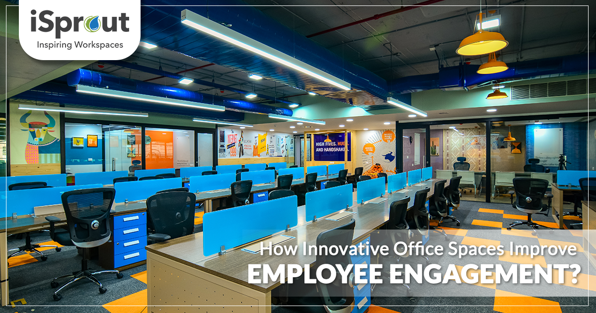 How Innovative Office Spaces Improve Employee Engagement