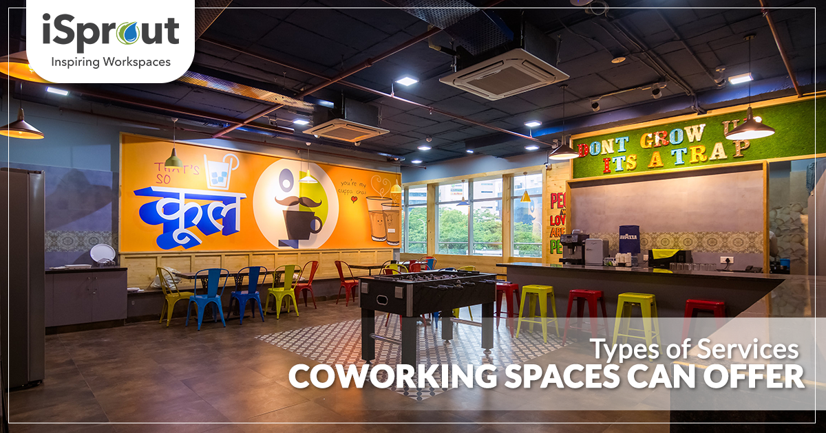 Services Coworking Spaces Can Offer