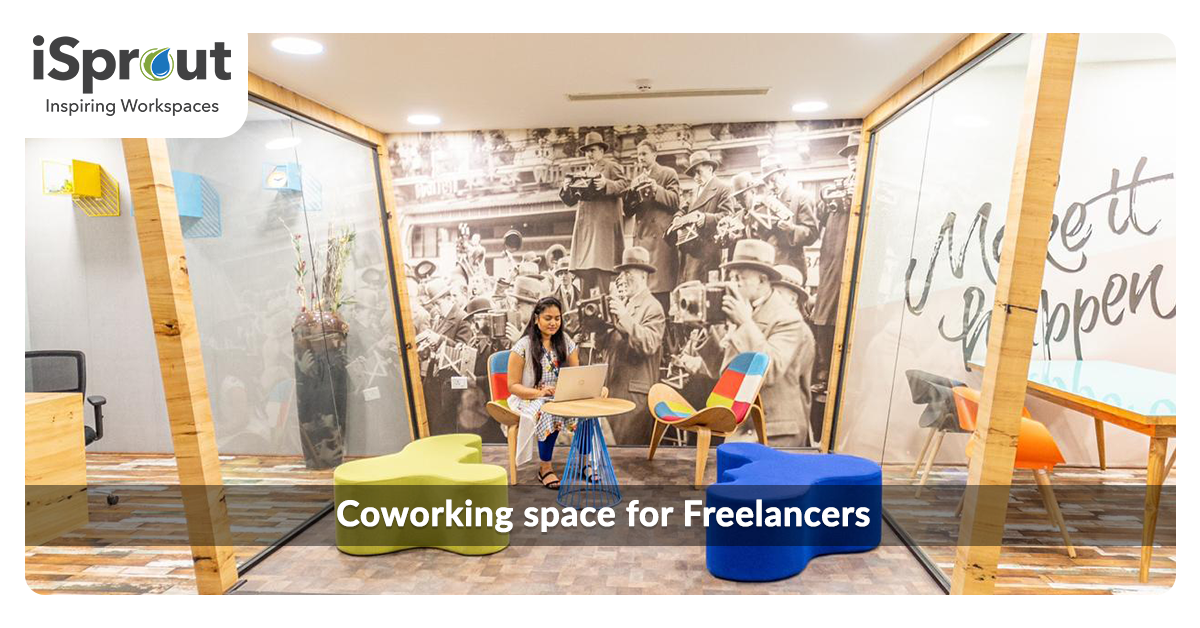 Coworking Space for Freelancers