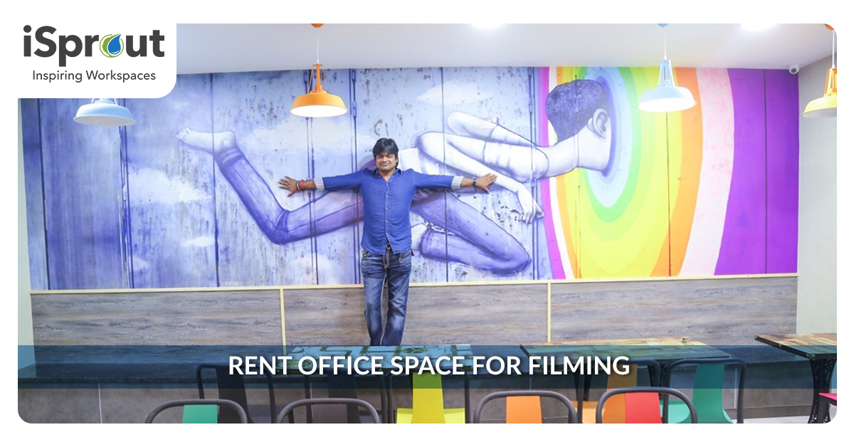 Rent office space for filming