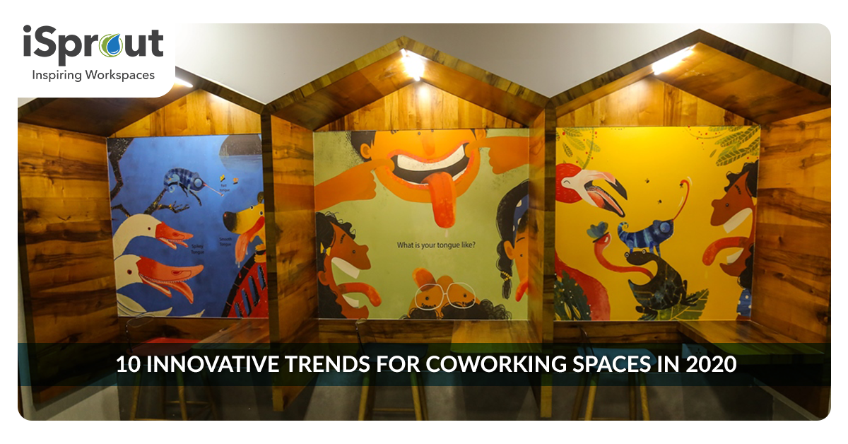 10 innovative trends for coworking space