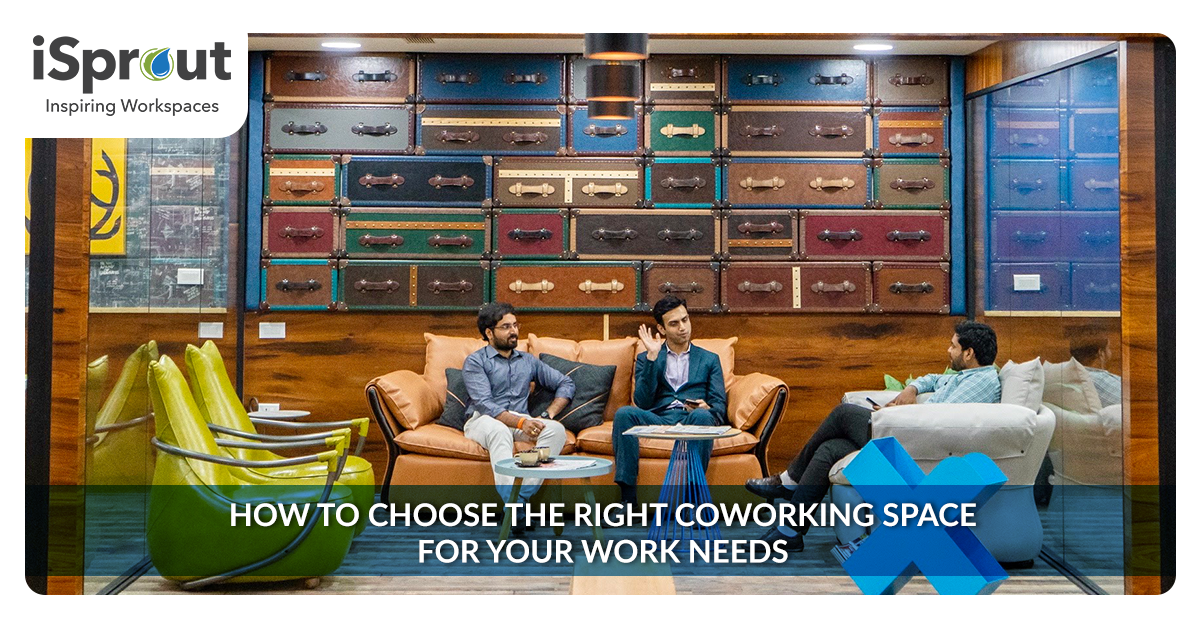 how to choose right coworking space