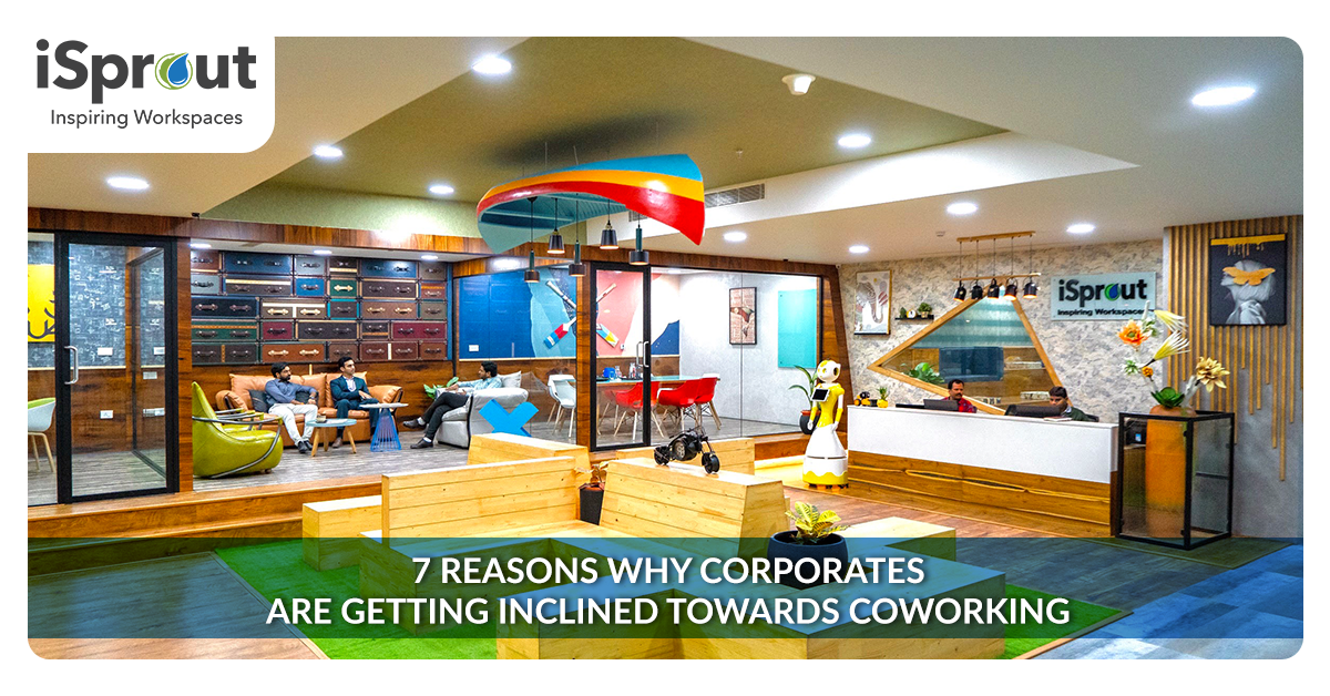 reasons to hire coworking space